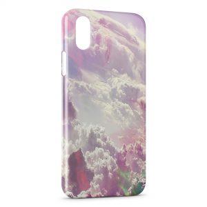 Coque iPhone X & XS Sky Paradise Heaven
