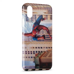 Coque iPhone X & XS Spiderman 2