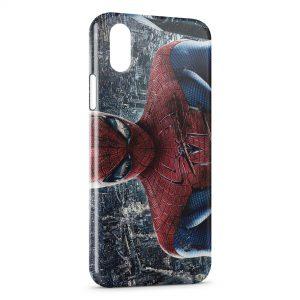 Coque iPhone X & XS Spiderman 3