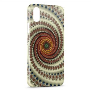 Coque iPhone X & XS Spirale