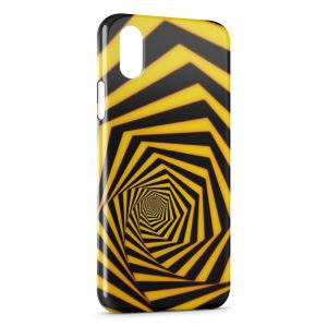 Coque iPhone X & XS Spirale 4