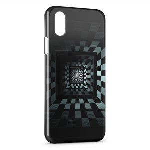 Coque iPhone X & XS Spirale 7