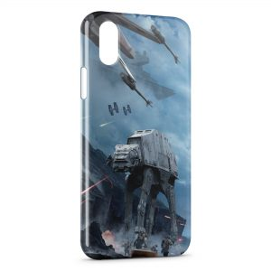 Coque iPhone X & XS Star Wars 7 Millenium 3