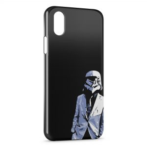 Coque iPhone X & XS Star Wars Swag