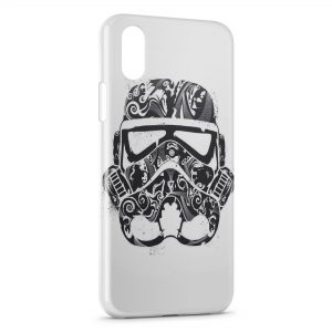 Coque iPhone X & XS Stormtrooper Star Wars