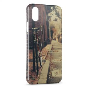 Coque iPhone X & XS Street Vintage Style