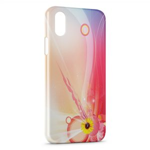 Coque iPhone X & XS Sunflower 2