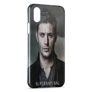 Coque iPhone X & XS SuperNatural