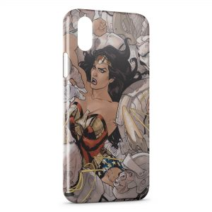 Coque iPhone X & XS SuperWoman 2