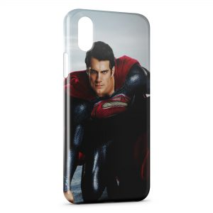 Coque iPhone X & XS Superman 2
