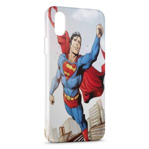 Coque iPhone X & XS Superman 3