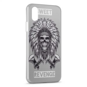 Coque iPhone X & XS Sweet Revenge Indien