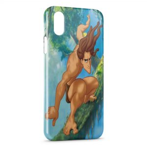 Coque iPhone X & XS Tarzan 12