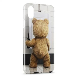 Coque iPhone X & XS Ted 2