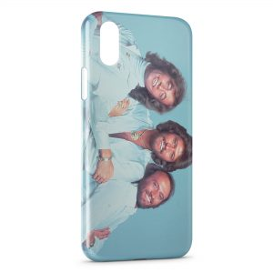 Coque iPhone X & XS The Bee Gees