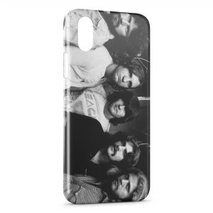 Coque iPhone X & XS The Eagles Music