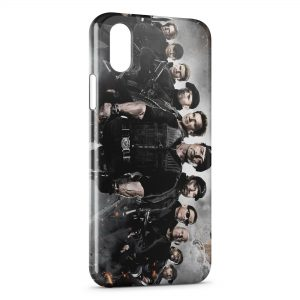 Coque iPhone X & XS The Expendables 2