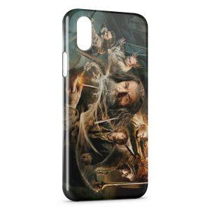Coque iPhone X & XS The Hobbit