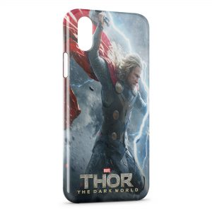 Coque iPhone X & XS Thor