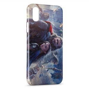 Coque iPhone X & XS Thor 4