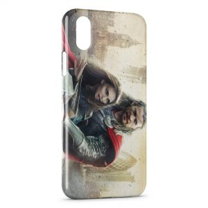 Coque iPhone X & XS Thor 5