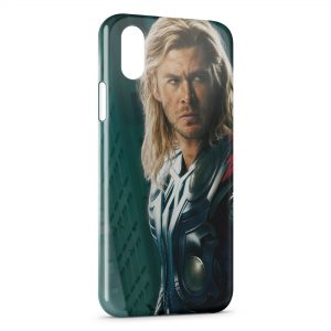 Coque iPhone X & XS Thor Avenger