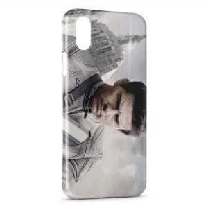 Coque iPhone X & XS Tom Cruise Oblivion