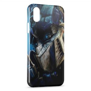 Coque iPhone X & XS Transformers