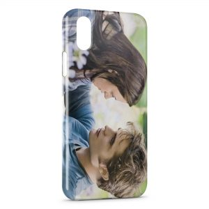 Coque iPhone X & XS Twilight - Bella & Edward