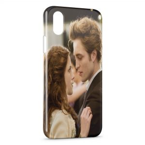 Coque iPhone X & XS Twilight Love 2