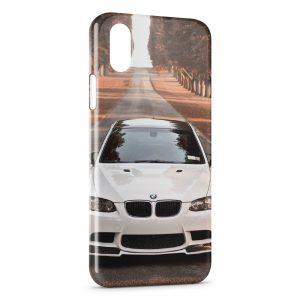 Coque iPhone X & XS Voiture BMW 3
