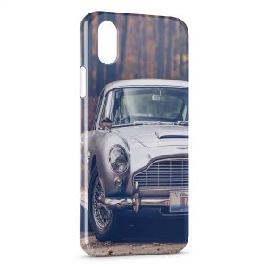 Coque iPhone X & XS Voiture Collection