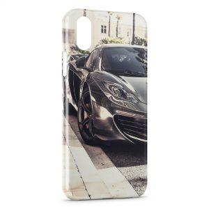 Coque iPhone X & XS Voiture de Luxe 8
