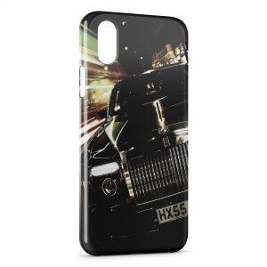 Coque iPhone X & XS Voiture de luxe 2
