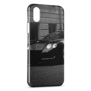 Coque iPhone X & XS Voiture de luxe 3