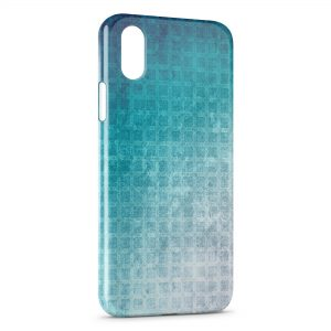 Coque iPhone X & XS Water Mosaic