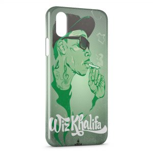 Coque iPhone X & XS Wiz Khalifa