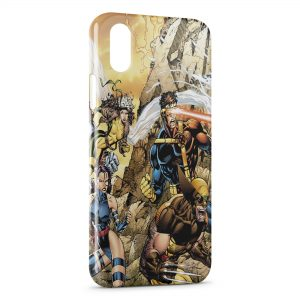 Coque iPhone X & XS X-men Comic
