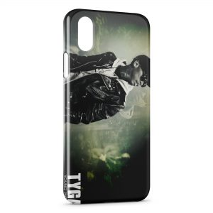 Coque iPhone X & XS Young Money Rap Music