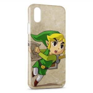 Coque iPhone X & XS Zelda