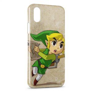 Coque iPhone X & XS Zelda