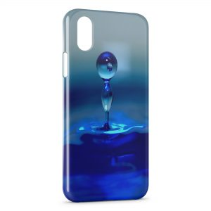 Coque iPhone X & XS Zen Water