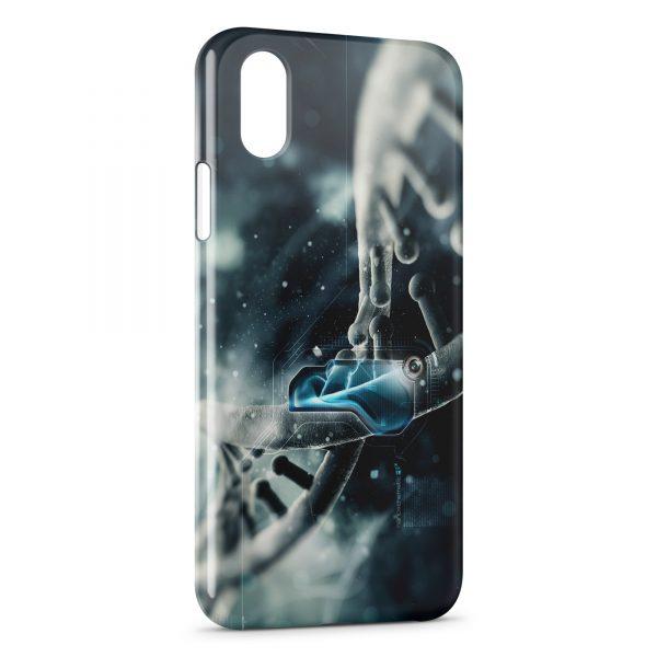 Coque iPhone XR ADN Bionic
