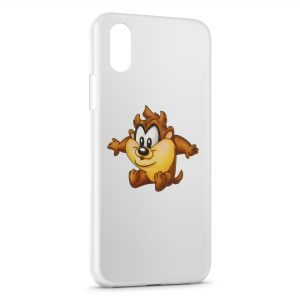 Coque iPhone XR Bébé Taz