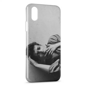 Coque iPhone XR Bob Dylan