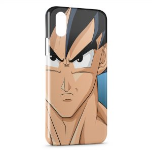 Coque iPhone XR Dragon Ball Z Goku