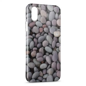 Coque iPhone XR Galets