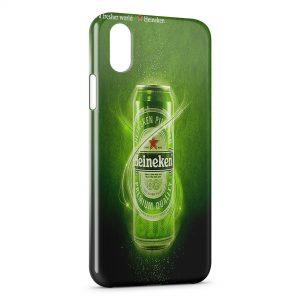 Coque iPhone XR Heineken Power
