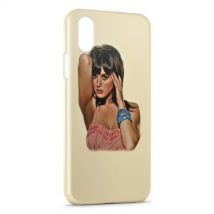 Coque iPhone XR Katy Perry