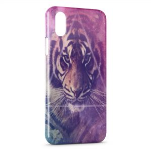 Coque iPhone XR Lion Beautiful